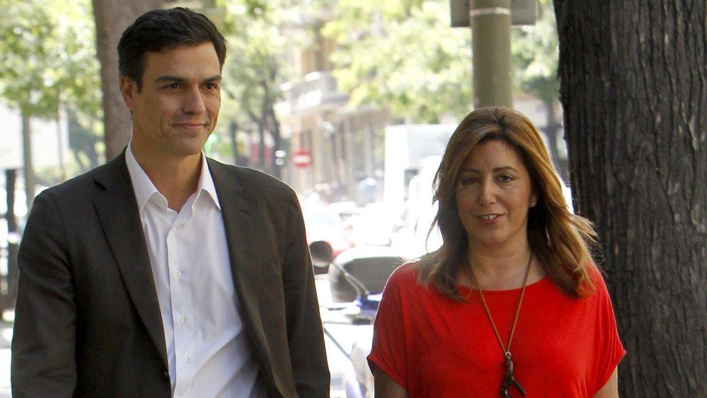 Díaz se adelanta: Chaves y Griñán dejarán el escaño si son imputados