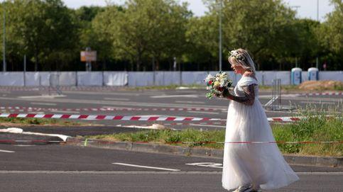 El amor en tiempos del covid-19: así se celebra una boda 'merkeliana' en Alemania