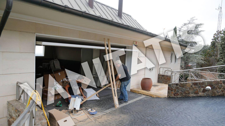 Obras en la vivienda. (Vanitatis)
