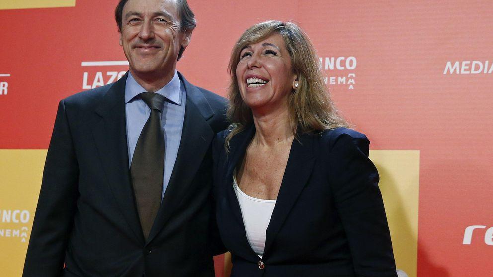 De Dani Rovira a Manuela Carmena: políticos y actores protagonizan el preestreno de 'Ocho apellidos catalanes'