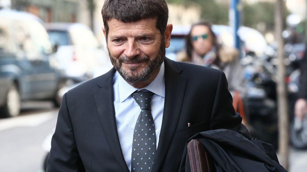 Foto: El exdirector de los Mossos d'Esquadra, Albert Batlle. (EFE)