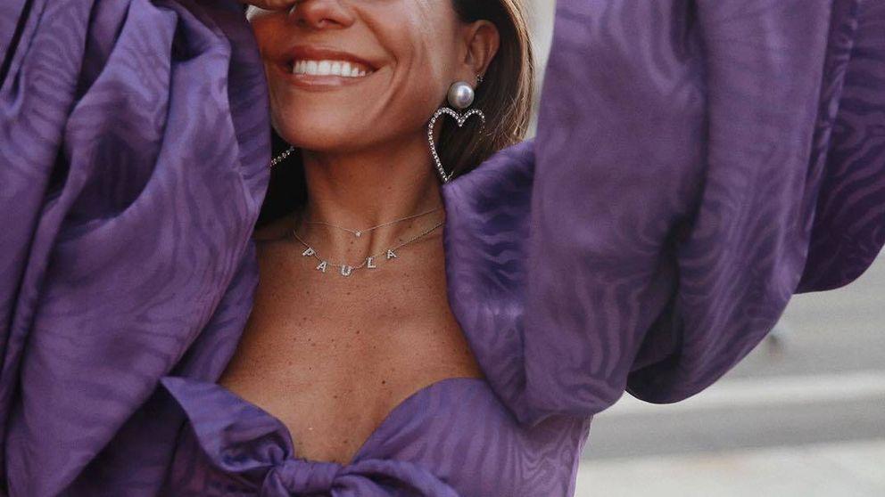 Mango Outlet vende el vestido satinado morado que buscabas por 4,99 euros