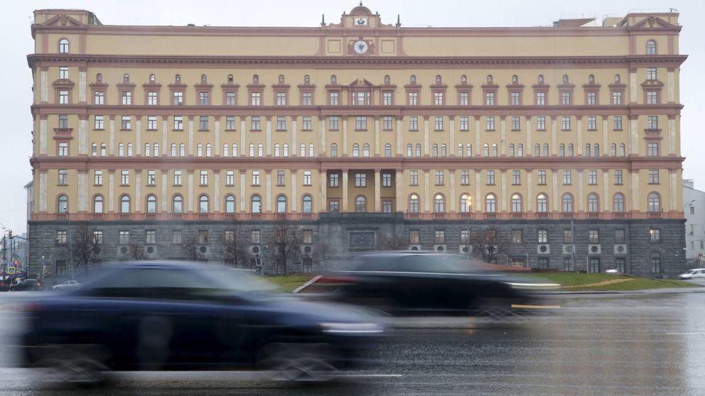 Rusia detiene a dos de sus operativos de inteligencia por traición