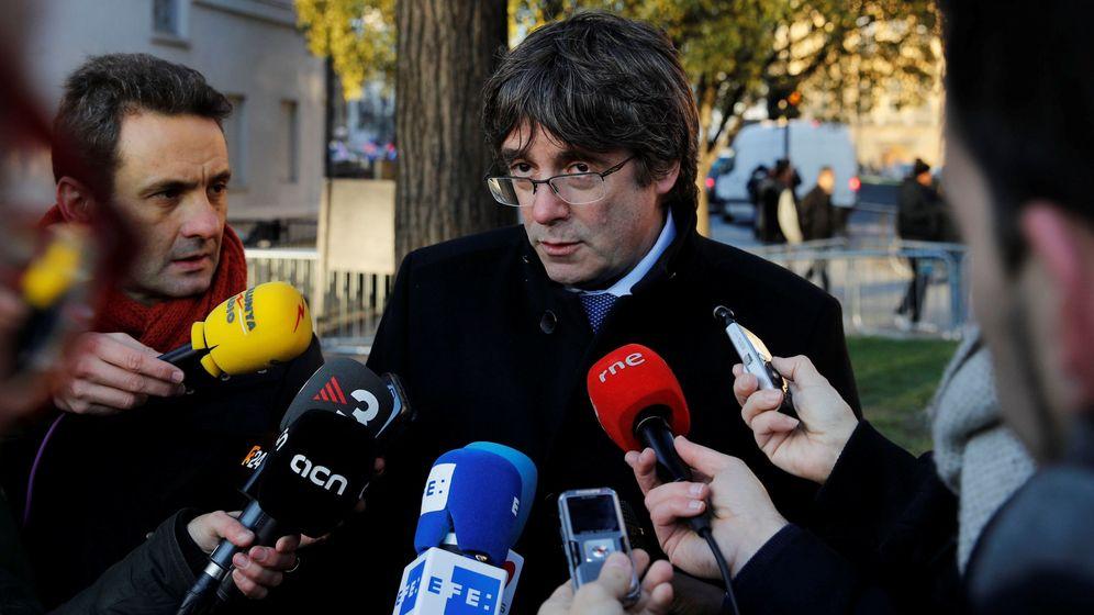 Foto: Carles Puigdemont. (EFE)