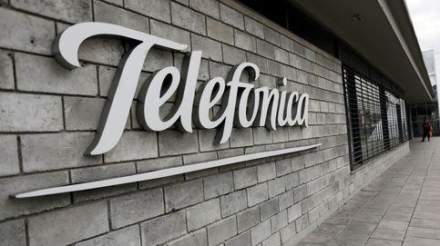 Telefónica se dispara un 9,67% en bolsa tras vender las torres de Telxius