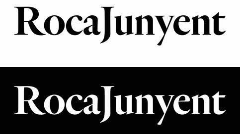 Nueva imagen corporativa de Roca Junyent: une los apellidos y remodela el logo