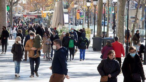 Cataluña registra 1.319 contagios de coronavirus y 32 muertos en 24 horas