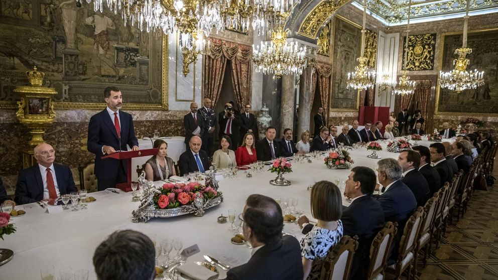 El Ibex 35, tan pendiente de Podemos... que se olvida hasta del Palacio Real