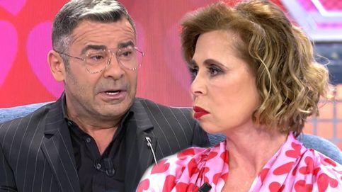 Poco nos pasa: Jorge Javier, en 'shock' con el apoyo de Ágatha al Rey emérito