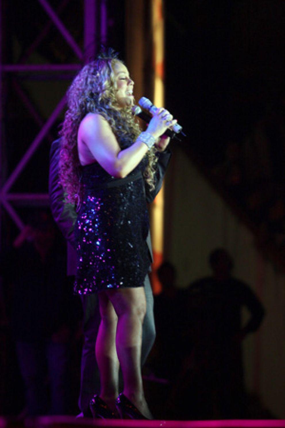 Foto: Mariah Carey confiesa que está embarazada y que sufrió un aborto en 2008
