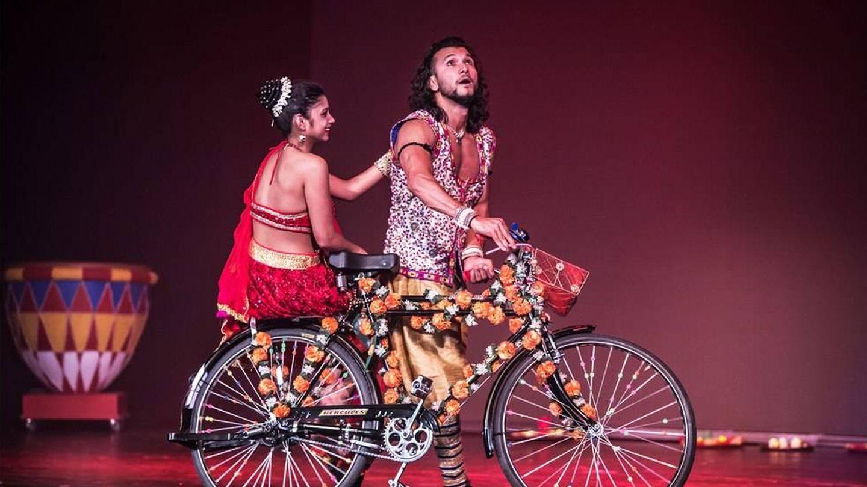El musical, sin diálogos, cuenta con el amor como hilo conductor (Sunny Singh Dance Company)