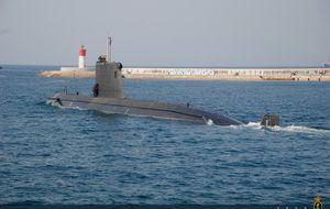 El retraso del S-80 obliga a invertir 43 M€ para mantener un submarino con 29 años