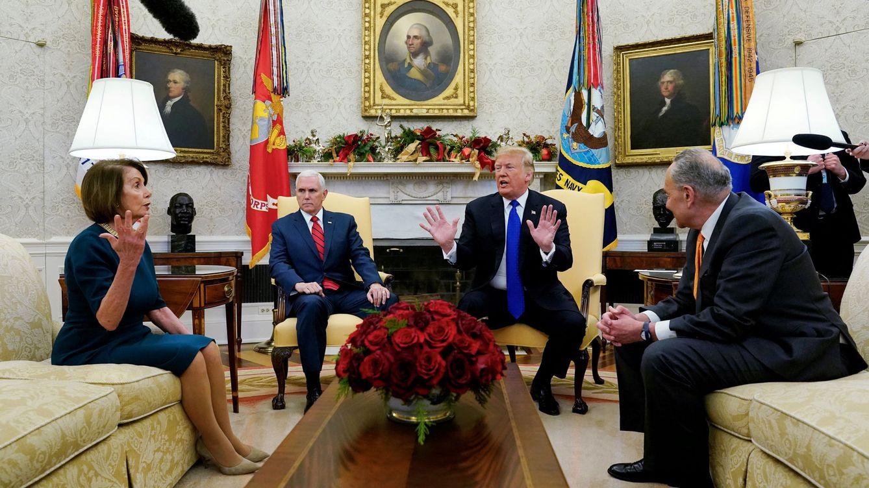 ¿Quién es Nancy Pelosi, la mujer que puede tumbar a Donald Trump?