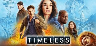 Post de Movistar+ estrena la segunda temporada de 'Timeless'