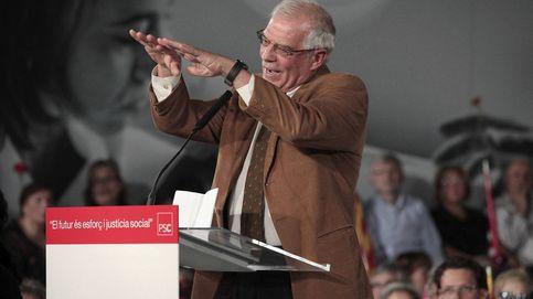 El relato 'unionista' del catalán Josep Borrell