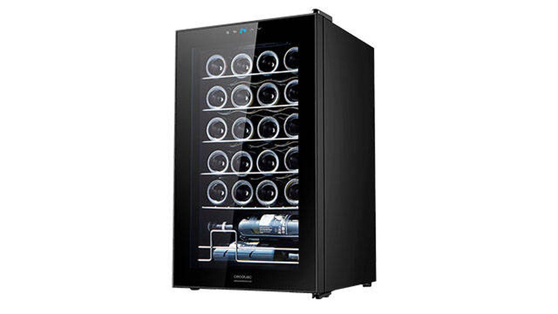Vinoteca GrandSommelier 24000 Black Compressor