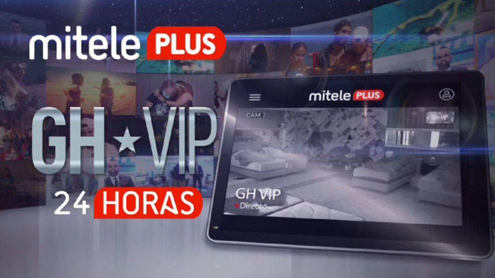 Foto: El canal 24 Horas de 'GH VIP 7' se reforzará con MitelePlus. (Mediaset)