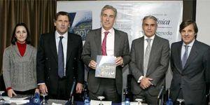 Foto: Los editores fulminan a su número dos ante la falta de peso del 'lobby' de la prensa
