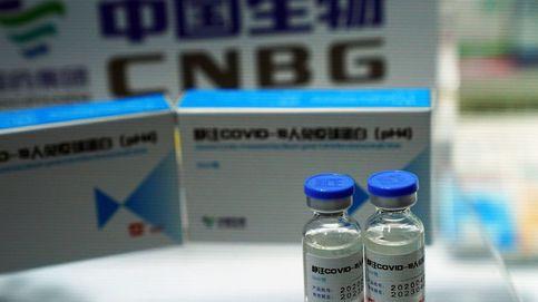 Directivos de las compañías fabricantes de la vacuna china la probaron antes del ensayo