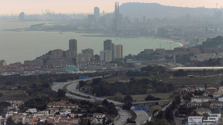 Las ciudades españolas sufren altos niveles de contaminación del aire. (EFE)