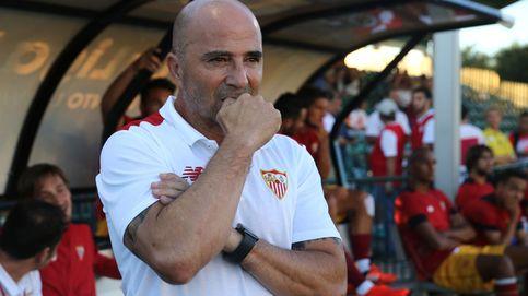 El nuevo Sevilla de Sampaoli, entre la ilusión y el doloroso vuelo de Gameiro
