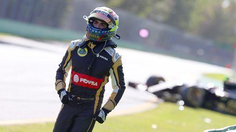 Pastor Maldonado se queda sin poderes (35 millones de euros) para seguir en Renault