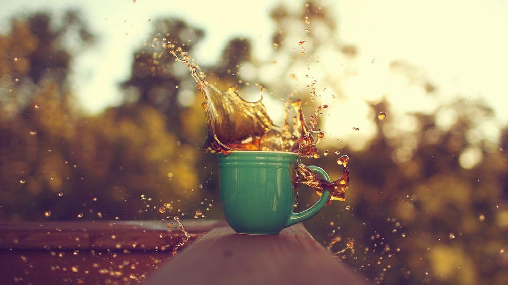 ¿Sabes por qué el café solo se derrama más que con leche?