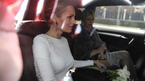 El vestido de Andrea Pascual, vuelve a disparar los rumores de embarazo