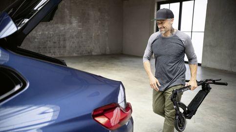 ¿Un BMW eléctrico por solo 850 euros? Sí, ahora es posible gracias al E-Scooter