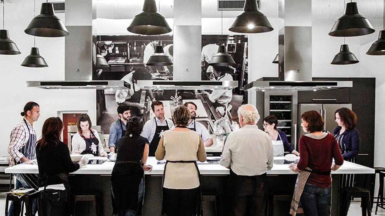 Kitchen Club ejerce de club de cocina: cursos, cenas y otras propuestas