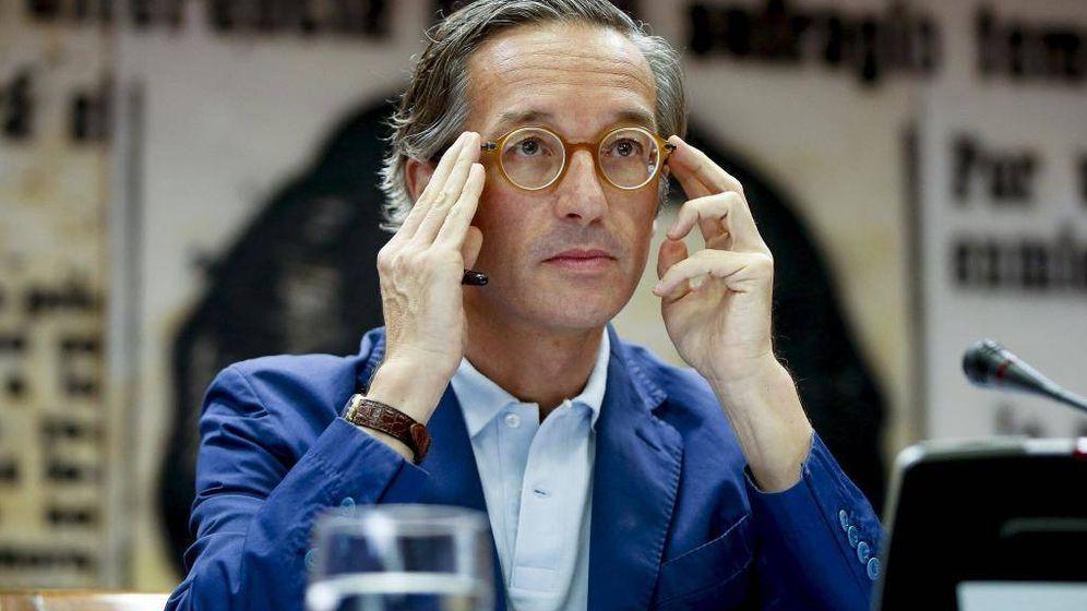 Foto: José María Lassalle, Secretario de Estado para la Sociedad de la Información y la Agenda Digital (EFE)