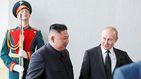 Comienza la primera cumbre entre Putin y Kim Jong-un en Vladivostok