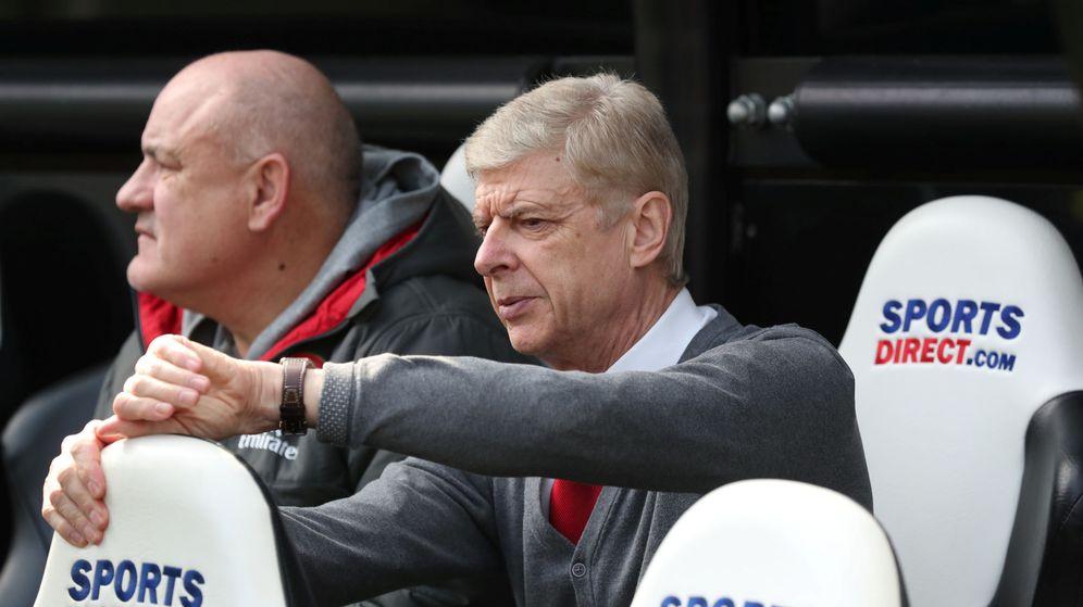 Foto: Arsene Wenger. (Reuters)
