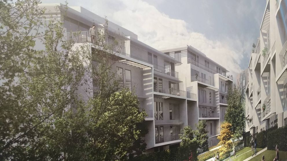Los Capriles ya buscan comprador para su proyecto residencial junto al Calderón
