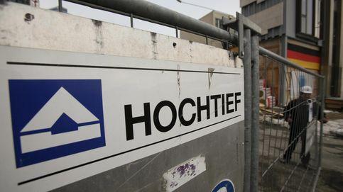 La filial alemana de ACS, Hochtief, acusada de uso de información privilegiada con Leighton