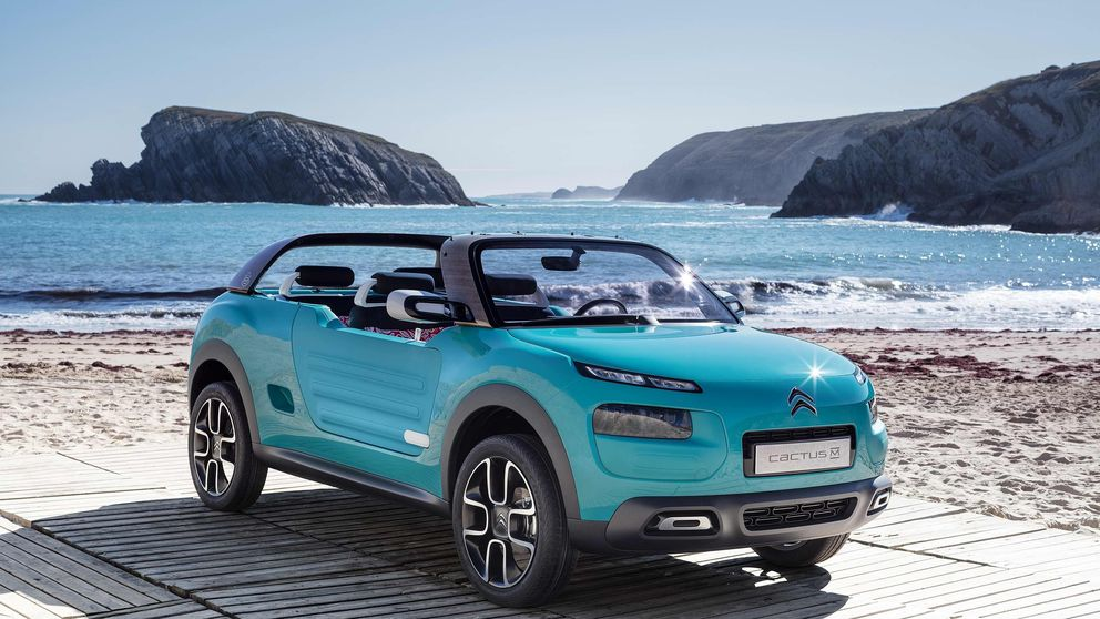 Citroën Cactus M, el Mehari del siglo XXI