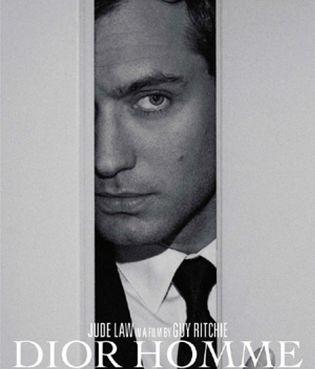 Foto: Jude Law, en un spot de Guy Ritchie para Dior