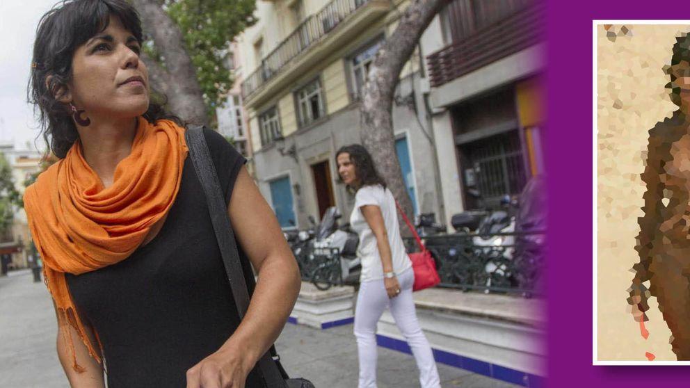 La historia de la chica desnuda de la foto de Teresa Rodríguez