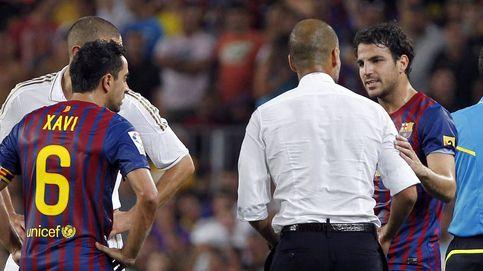 Guardiola no perdona a Cesc que raje de él por la espalda