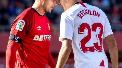 El berrinche de Reguilón en el Sevilla y el carácter que no olvidan en el Real Madrid
