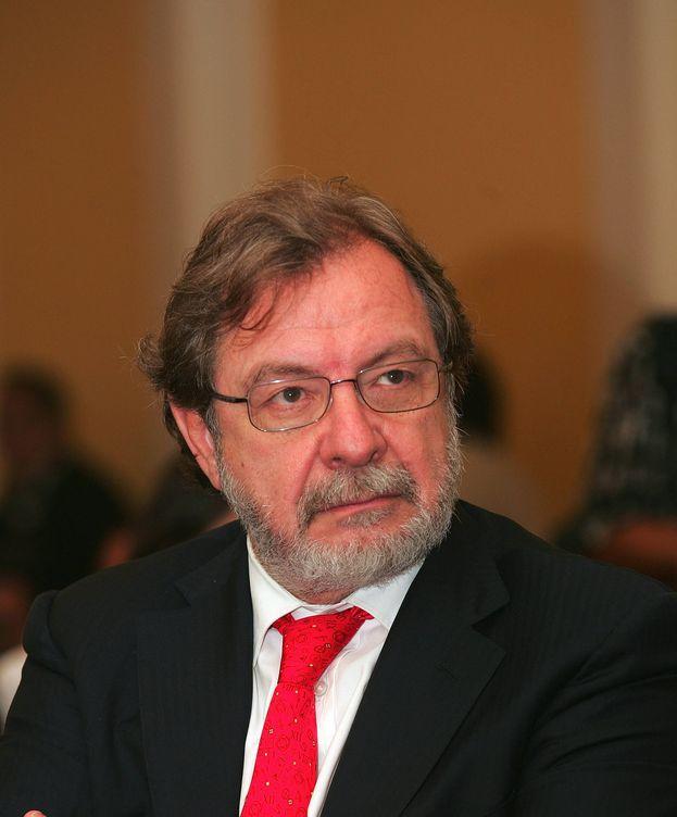 Foto: El presidente del Grupo Prisa, Juan Luis Cebrián
