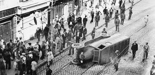 Post de Huelga general, barricadas, muertos... Marzo de 1917: la revolución llega a España