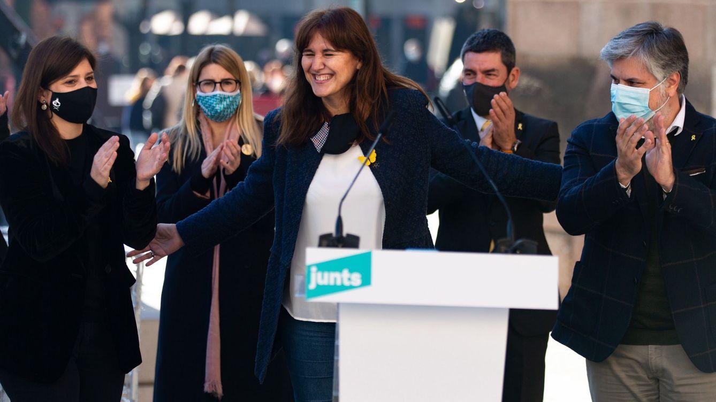 JxCAT pide ser considerado grupo político significativo, pero eso dará visibilidad a Vox