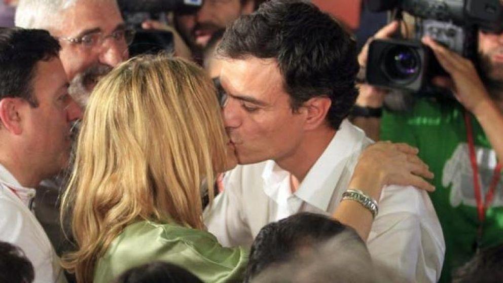 La mujer de Pedro Sánchez eclipsa de nuevo a su marido
