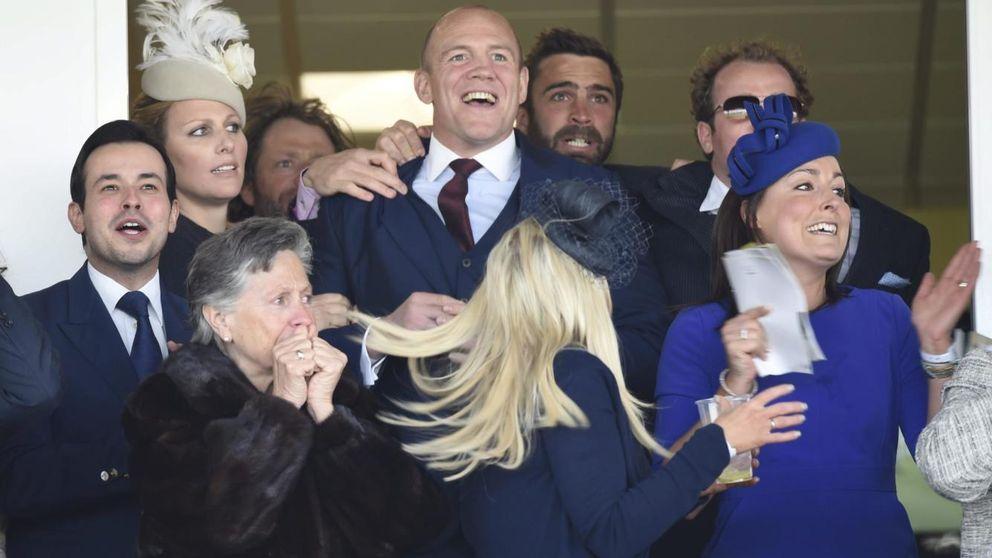 La sorpresa y la emoción de Zara Phillips al embolsarse 145.000 €