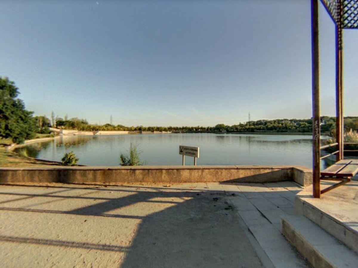 Foto: Parque de Polvoranca, en Leganés. Foto: Google Maps