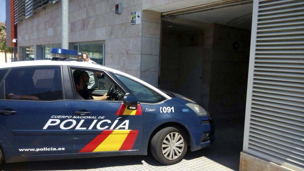 Hallan el cadáver de una mujer en un maletero en Gran Canaria