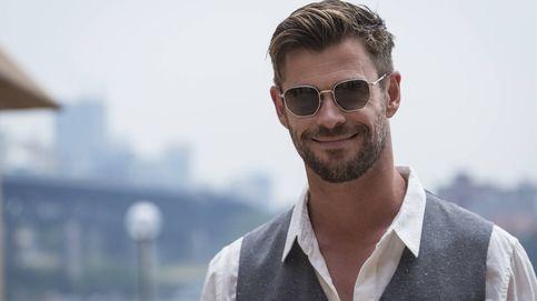 Chris Hemsworth se convierte en un hombre del tiempo por casualidad