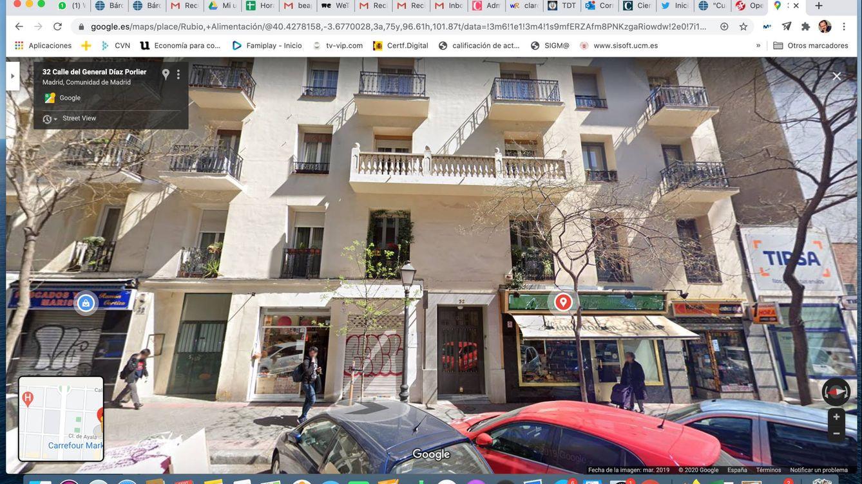 Kitchen sacó los audios de Rajoy del mueble chungo de doble fondo de Rosalía Iglesias