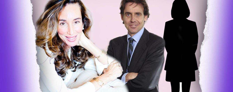 Foto: Elisa Pinto y López Madrid, en un montaje de 'Vanitatis'